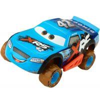 Mattel Cars XRS odpružený závoďák Cal Weathers