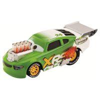 Mattel Cars xrs závodní dragster Brick Yardley