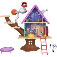 Mattel Domek na stromě herní set 101 dalmatinů
