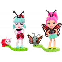 Mattel Enchantimals brouček 2ks Bug Buddies FXM87