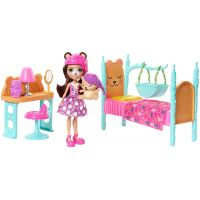 Mattel Enchantimals domáca pohoda FRH46