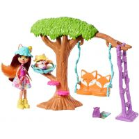 Mattel Enchantimals domáca pohoda FRH45