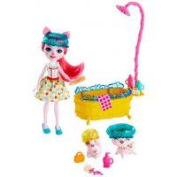 Mattel Enchantimals osvěžující koupel