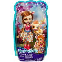 Mattel Enchantimals bábika sa zvieratkom Cailey Cow a Curdle 2