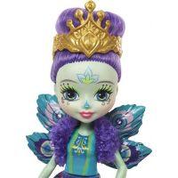 Mattel Enchantimals bábika Patter Peacock 3