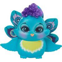 Mattel Enchantimals bábika Patter Peacock 6