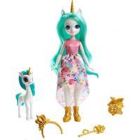Mattel Enchantimals panenky kolekce royal Unity™ & Stepper™