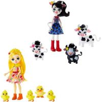 Mattel Enchantimals rodinka