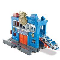 Mattel Hot Wheels City Postav město Policejní stanice