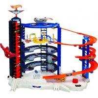 Mattel Hot Wheels Ultimátna Mega garáž - Poškodený obal
