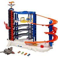 Mattel Hot Wheels Ultimátna Mega garáž 2