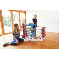 Mattel Hot Wheels Ultimátna Mega garáž 3