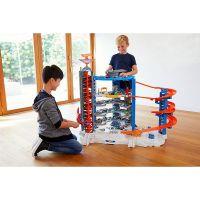 Mattel Hot Wheels Ultimátna Mega garáž 4
