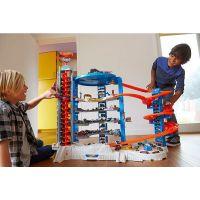 Mattel Hot Wheels Ultimátna Mega garáž 5