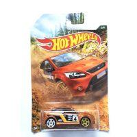 Mattel Hot Wheels tematické auto – klasická kolekce 09 Ford Focus RS