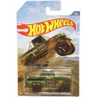 Mattel Hot Wheels tematické auto - klasická kolekcia Jeep Scrambler 2