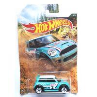 Mattel Hot Wheels tematické auto – klasická kolekce Mini Cooper S Challenge