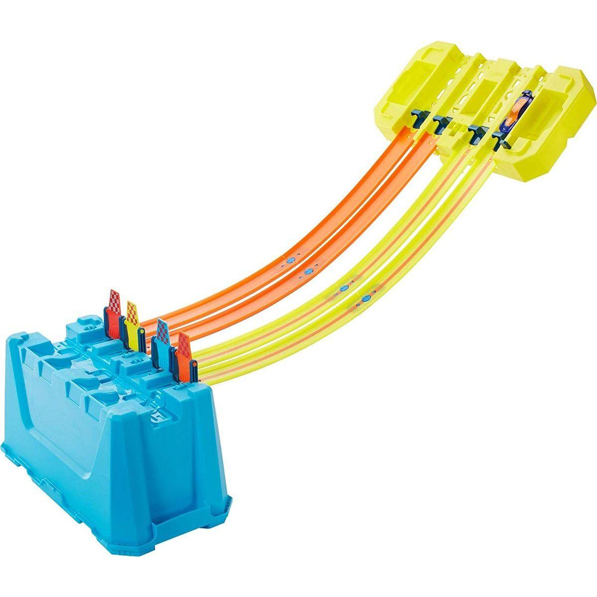 Mattel Hot Wheels track builder box super zostup