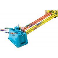 Mattel Hot Wheels track builder box super zostup 2