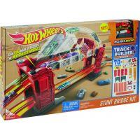 Hot Wheels track builder padací most 6
