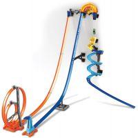Mattel Hot Wheels track builder svislá dráha - Poškodený obal