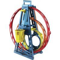 Mattel Hot Wheels track builder trojitá slučka 6