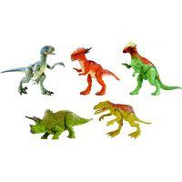 Mattel Jurský svět Dino ničitel Herrerasaurus 5