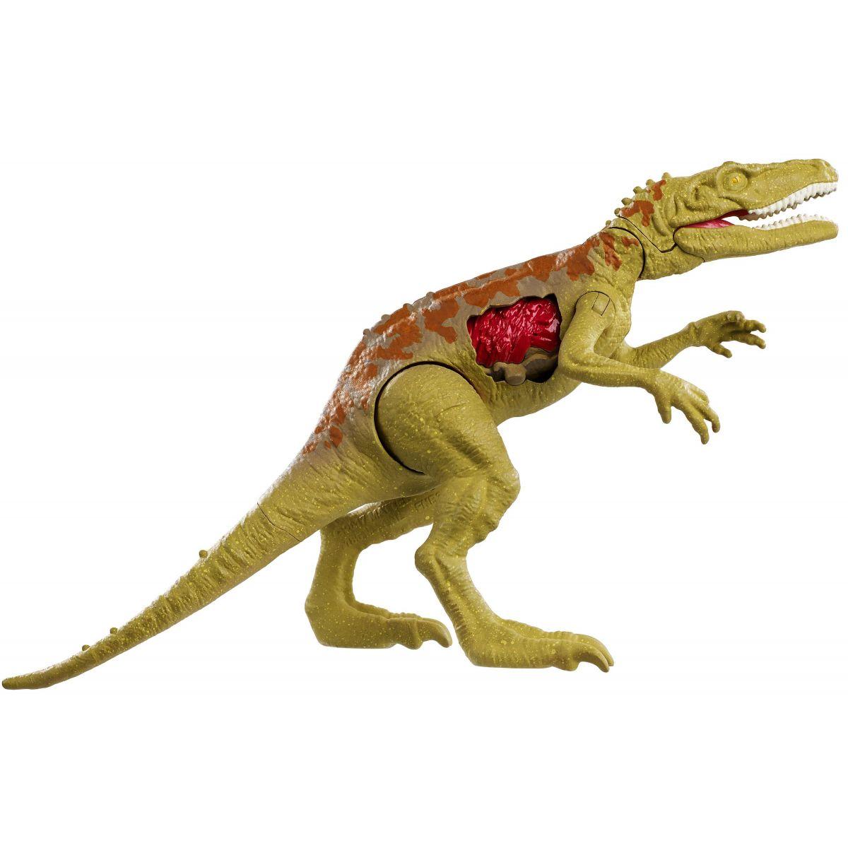 Mattel Jurský svět Dino ničitel Herrerasaurus