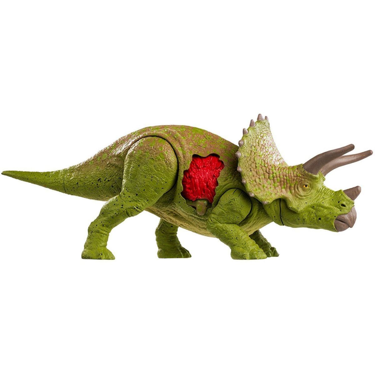 Mattel Jurassic World Ničiteľ Triceratops dinosaurus