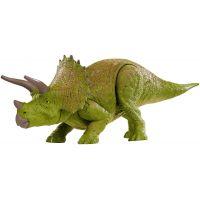 Mattel Jurassic World Ničiteľ Triceratops dinosaurus 2