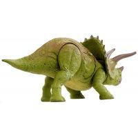 Mattel Jurassic World Ničiteľ Triceratops dinosaurus 3