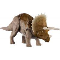 Mattel Jurský svět ohlušující řev Triceratops