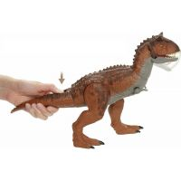 Mattel Jurský svet pohyblivý Carnotaurus 2