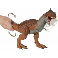 Mattel Jurský svet pohyblivý Carnotaurus 3
