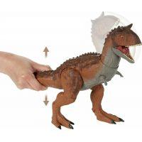 Mattel Jurský svet pohyblivý Carnotaurus 4