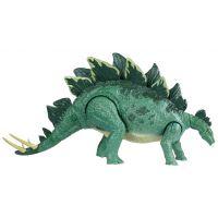 Mattel Jurský svět super úder Stegosaurus FMW88 - poškodený obal