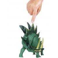 Mattel Jurský svět super úder Stegosaurus FMW88 - poškodený obal 2