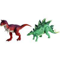 Mattel Jurský svět super úder Stegosaurus FMW88 - poškodený obal 5