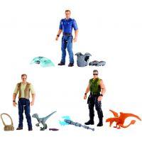 Mattel Jurský svět Základní Dinosaur Trainer Owen 3