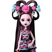 Mattel Monster High Draculaura párty účes 3
