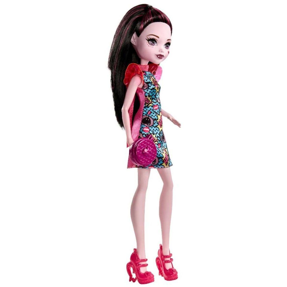 Mattel Monster High Základné príšerka Draculaura