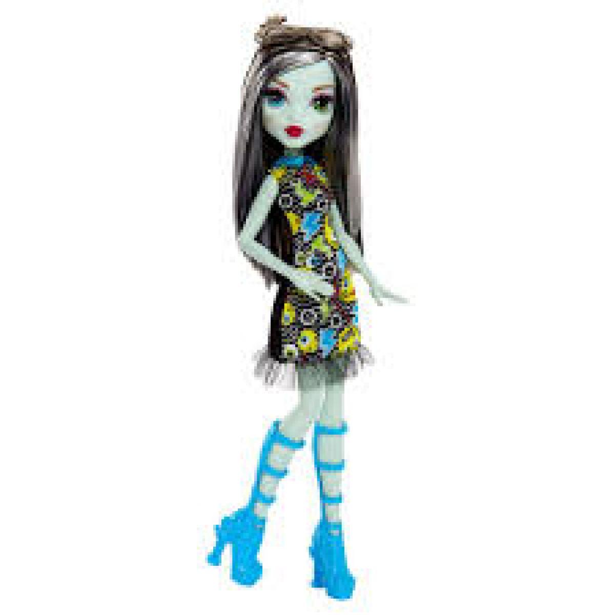 Mattel Monster High příšerka Frankie Stein