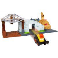 Mattel Planes set s natahovacím lankem 2
