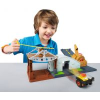 Mattel Planes set s natahovacím lankem 3