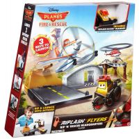 Mattel Planes set s natahovacím lankem 5