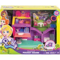 Mattel Polly pocket domeček Polly 4