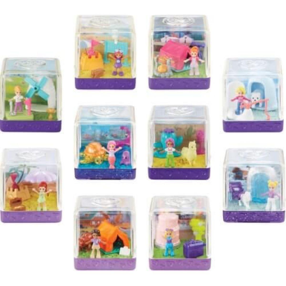 Mattel Polly Pocket krabička s prekvapením