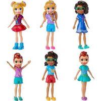 Mattel Polly Pocket štýlová bábika Lila kraťasy 25 2