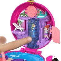 Mattel Polly Pocket svet do vrecka Flamingo Floatie 38 3