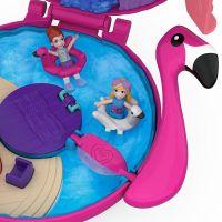 Mattel Polly Pocket svet do vrecka Flamingo Floatie 38 5